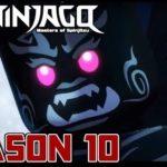 LEGO Ninjago Mistrzowie Spinjitzu S10E03 - Upadek
