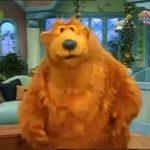 Niedźwiedź w dużym niebieskim domu - Podziel się