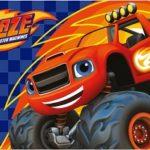 Blaze i mega maszyny - Mega strażacy
