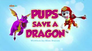 Psi Patrol – Pieski ratują smoka