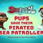 Psi Patrol - Wodny Patrol - Pieski ratują łódź patrolową [sezon 5]