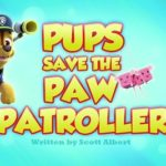 Psi Patrol - Pieski ratują patrolowiec [sezon 3]