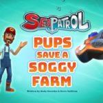Psi Patrol - Wodny Patrol - Pieski ratują zalaną farmę [sezon 05]