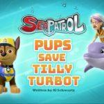 Psi Patrol - Wodny Patrol - Pieski ratują Tilly Turbot [s05]