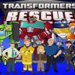 Transformers Rescue Bots - odc 18 - Bumblebee śpieszy z pomocą