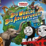 Tomek i Przyjaciele - Wielki świat! Wielkie przygody 2018