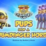 Psi Patrol - Kosmopieski - Pieski kontra horda Hamdingerów