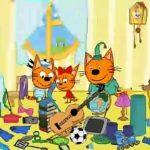 Kot-o-ciaki - Pakowanie