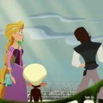 Zaplątani Przygody Roszpunki S02E20 W labiryncie