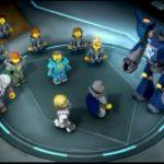 Lego Rycerze Nexo S04E01 Weekend u Halberta