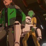 Star Wars Ruch oporu S01E16 Nowy żołnierz