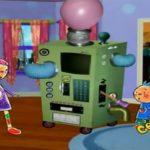 Pinky Dinky Doo - Wzrostomierz Tomcia