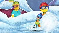 Chirp – Ćwierkające Historie – Uciec przed sniegiem
