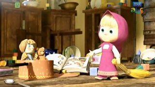 Bajeczki Maszy – Dziewczynka Kruszynka