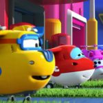 Super Wings! - Teatr cieni