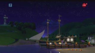 Psi Patrol – Pieski i statek widmo