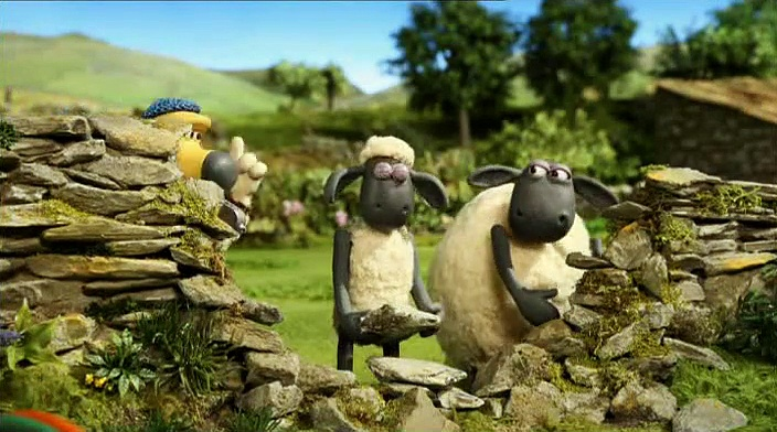 Baranek Shaun The Sheep – Whistleblower