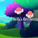 Rycerka Nella - Orkiestra królewny Nelli