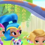 Shimmer and Shine - Dino Might