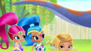 Shimmer and Shine – Dino Might