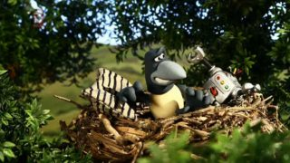 Baranek Shaun The Sheep – The Magpie
