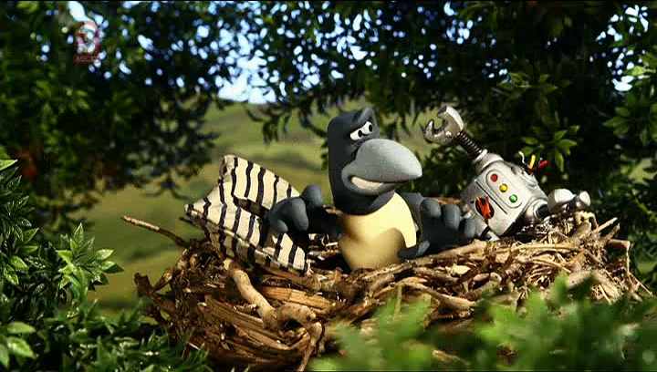 Baranek Shaun The Sheep – The Magpie