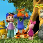 Moi przyjaciele Tygrys i Kubuś - Małe zmartwienie Prosiaczka