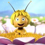 Pszczółka Maja - Taniec pszczół