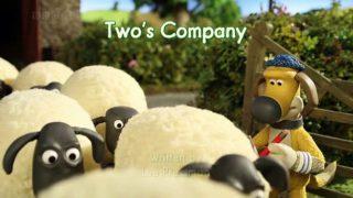 Baranek Shaun The Sheep – Two's Company
