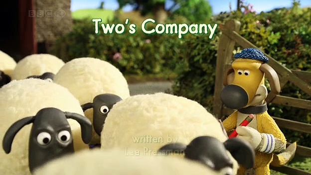 Baranek Shaun The Sheep – Two's Company