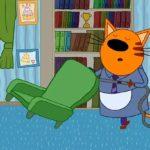 Kot-o-ciaki - Dzień z tatusiem