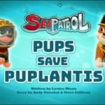Psi Patrol - Wodny Patrol - Pieski ratują Psatlantydę [sezon 5]