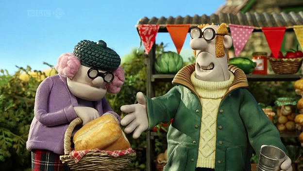 Baranek Shaun The Sheep – Everything Must Go