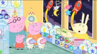 Peppa Pig – A Trip To The Moon