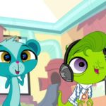 Littlest Pet Shop S01E14 Na czele z Buttercream