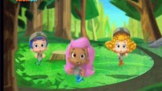 Bąbelkowy Świat Gupików – Legenda Różowej Stopy