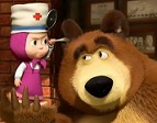 Masza i Niedźwiedź – Bądź zdrów