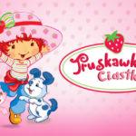 Truskawkowe Ciastko - Jagodowe lampiony