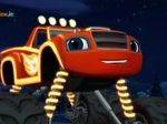 Blaze i mega maszyny - Jeźdźcy światła