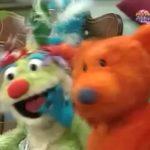 Niedźwiedź w dużym niebieskim domu - Co wyrośnie w domu misia