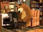Masza i Niedźwiedź - Niełatwo wracać do domu NOWE ODCINKI