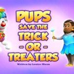 Psi Patrol - Pieski ratują dzieci w Halloween [sezon 5]