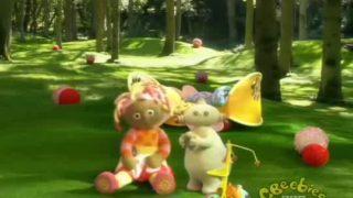 Dobranocny Ogród – Cisza Upsy Daisy odpoczywa