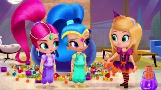 Shimmer and Shine – A Very Genie Halloweenie