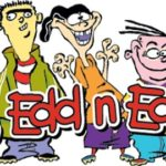 Ed, Edd i Eddy S01E10 Ed błyskawica