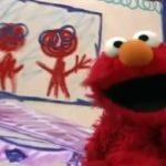 Świat Elmo - Góra i dół
