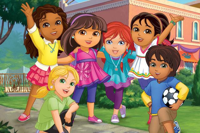 Dora i przyjaciele – Ratujemy piracki okręt