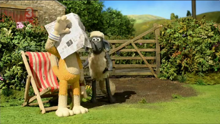 Baranek Shaun The Sheep – Foxy Laddie