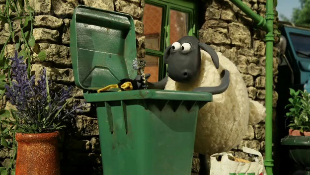 Baranek Shaun The Sheep – Frantic Romantic