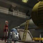 Gwiezdne wojny Wojny klonów S01E03 Cień Malevolence